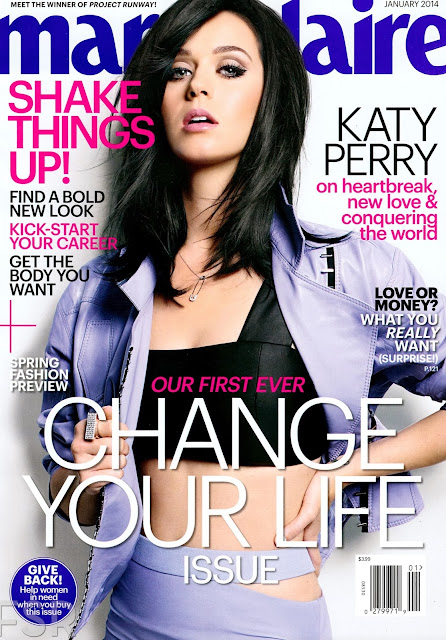 katy perry, Marie Claire, russell brand, whorrified,