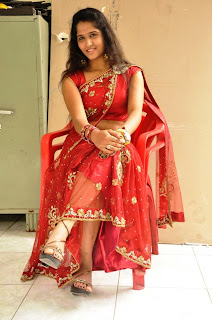 Actress Jayanthi  Saree Stills 006