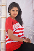 Sravya Photos Gallery at Love You Bangaram Press meet-thumbnail-9