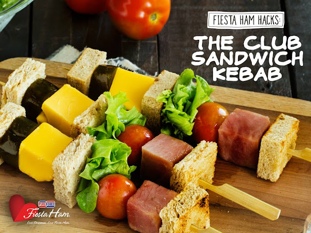 The Club Sandwich Kebab Recipe