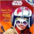 book cover of STAR WARS Anakin's Race for Freedom