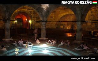 Rudas baths, Budapest, Jordi Canal-Soler