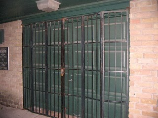 Reinforced doors to prevent burglars from entering a house.