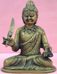 Buddha knife