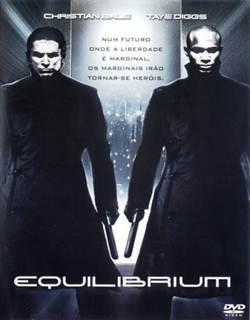 Equilibrium Dublado Rmvb + Avi Dual Audio DVDRip