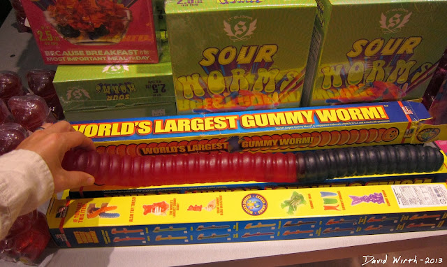 worlds largest gummy worm, cost