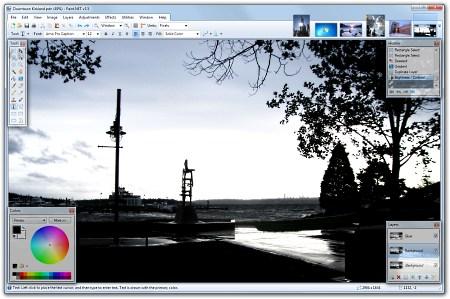 تحميل تنزيل برنامج باينت نت Paint.NET 3.5 برابط مباشر