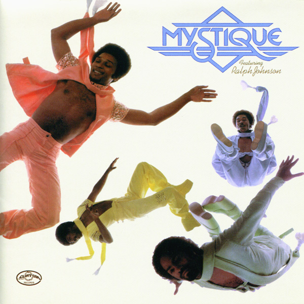 Mystique - Mystique (1977) [Expanded CD - 2000]