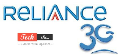 Reliance Free 3G Unlimited Internet Trick 2015