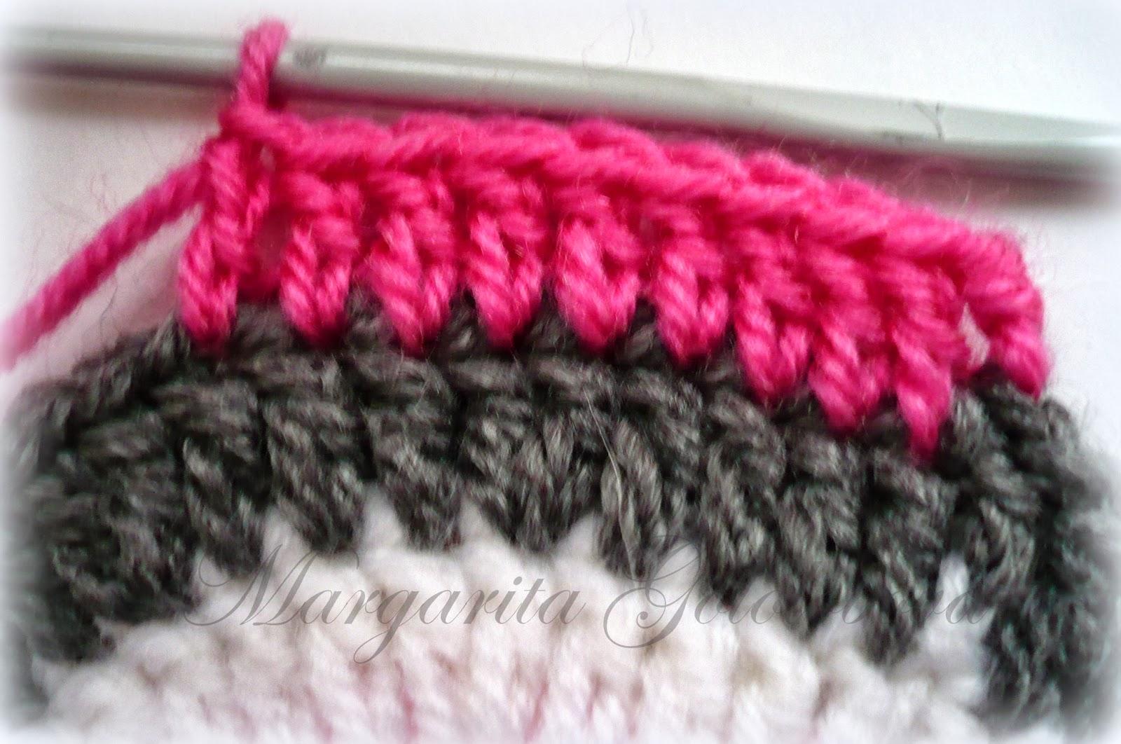 Как вязать шапку спицами с описанием и схемами, Вязание 54
