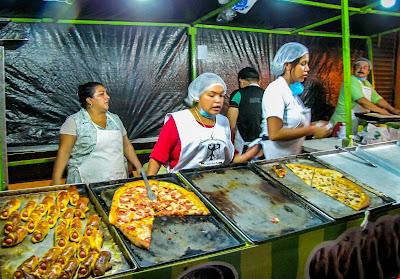 Comida tradicional mexicana: Pizza