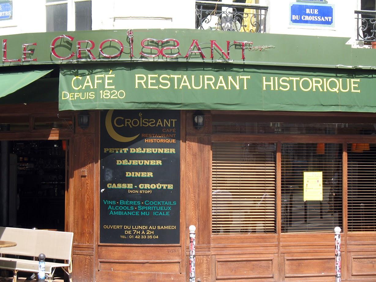 rue du Croissant