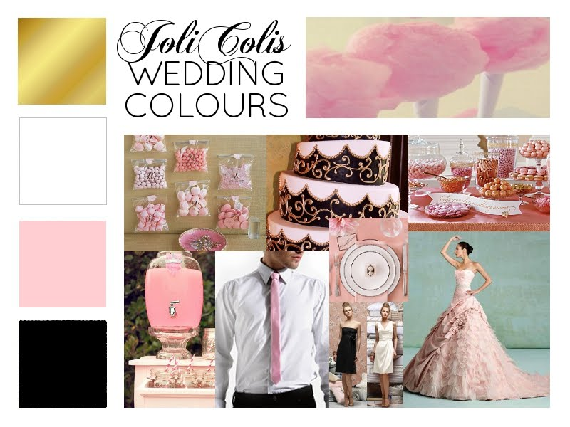 this wedding colour palette is inspired by the colours of my kitchen white weddings colors with black and lite pink