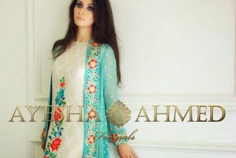 Simple Pakistani Party Wear Dresses