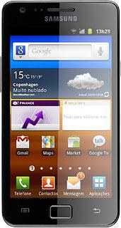 Como configurar internet 3G no celular Samsung Galaxy S II com Android (Vivo,Cla