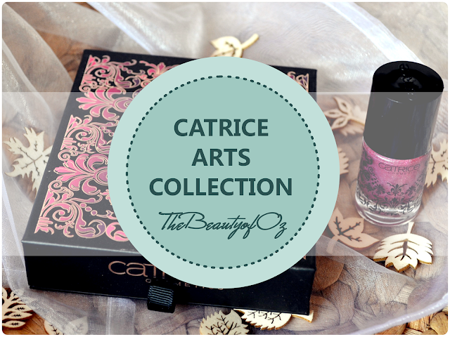 Review Catrice Arts Collection Barock