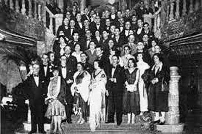 Rialto 1930 Cine+ralto-inauguracion
