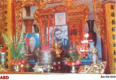 Sự thật Nhà thờ của gia đình Thủ tướng Nguyễn Tấn Dũng ở Kiên Giang
