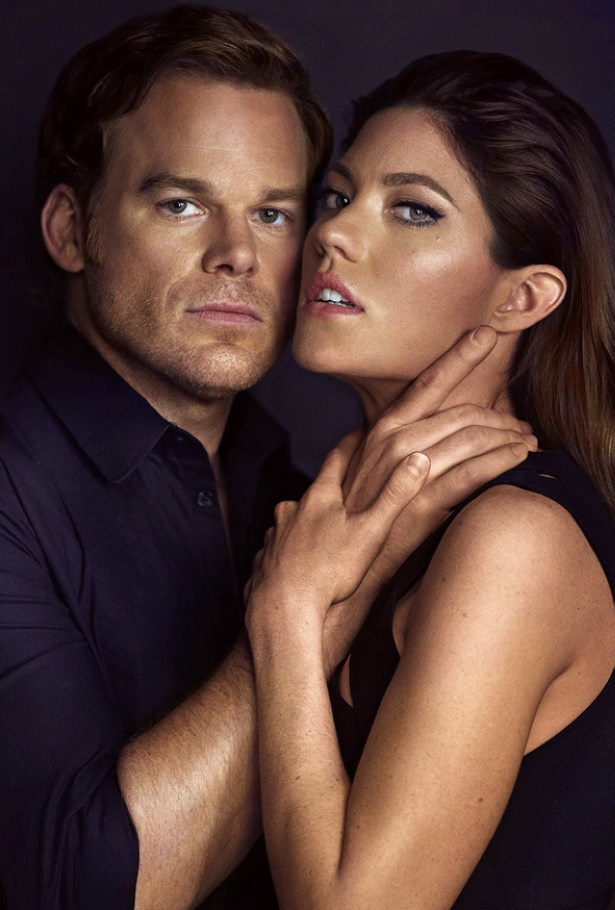 Dexter Daily: MORE PHOTOS: Michael C. Hall and Jennifer ...