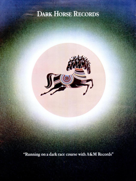40 year itch: the formation of dark horse