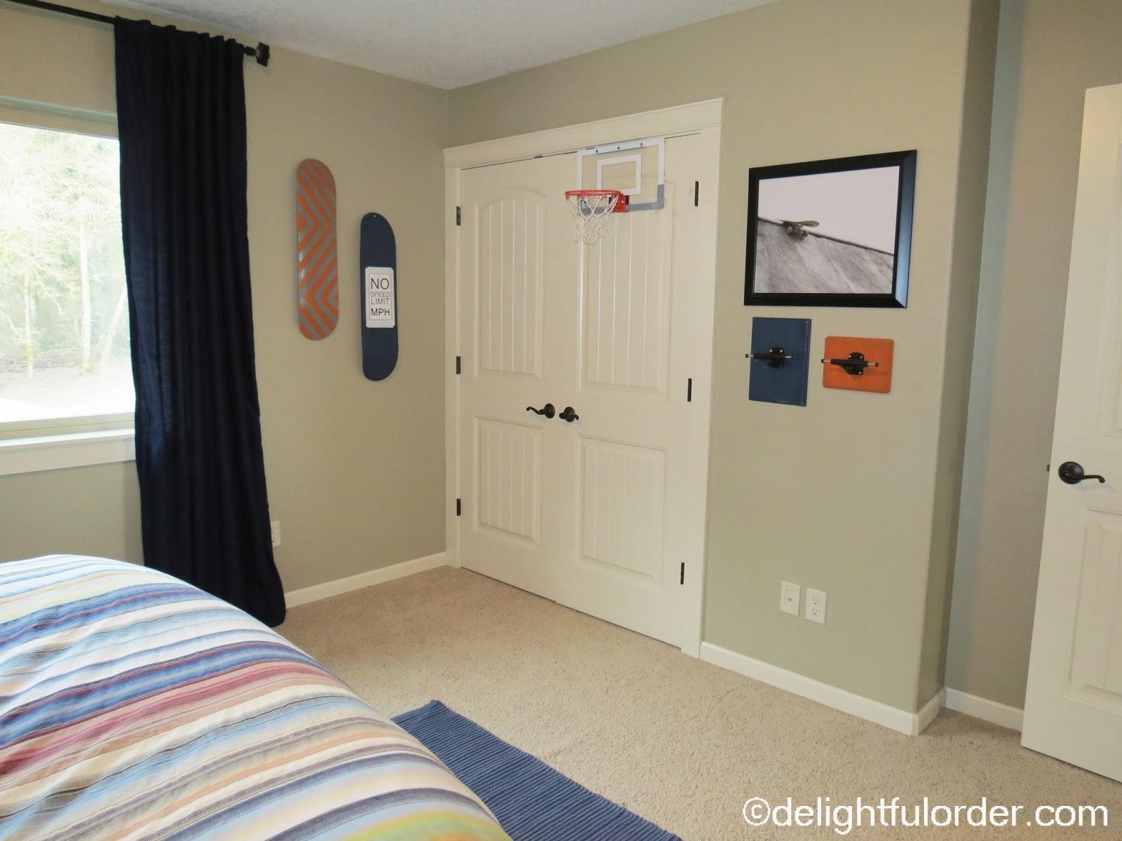 Skateboard Bedroom Furniture Delightful Order My Sons Skateboard Room