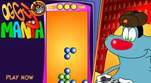 Game xếp hình Oggy, chơi game xep hinh online tại gamevui.biz