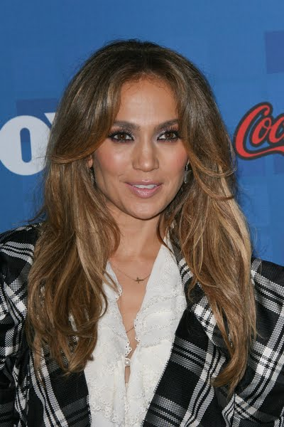jennifer lopez hairstyles 2011. Jennifer Lopez stole the show
