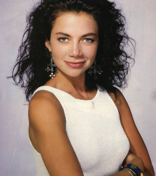 Justine Bateman of Family Ties