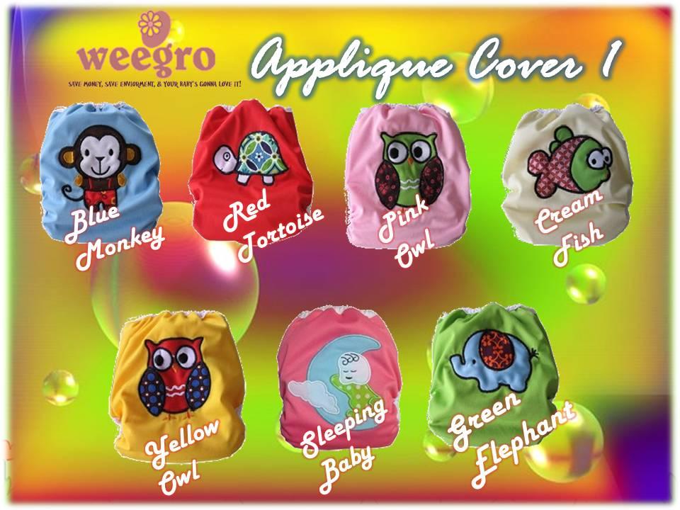 Weegro Applique Cover