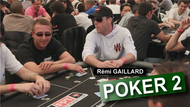 remi gaillard au poker