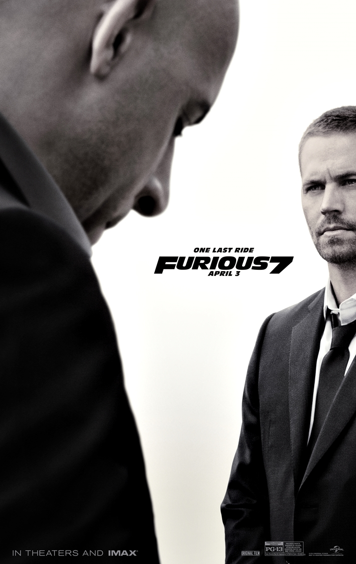 Póster: Fast & Furious 7