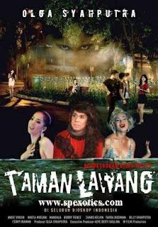 Poster Film Taman Lawang