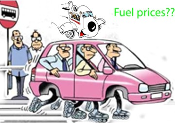 essay on fuel price hike in india