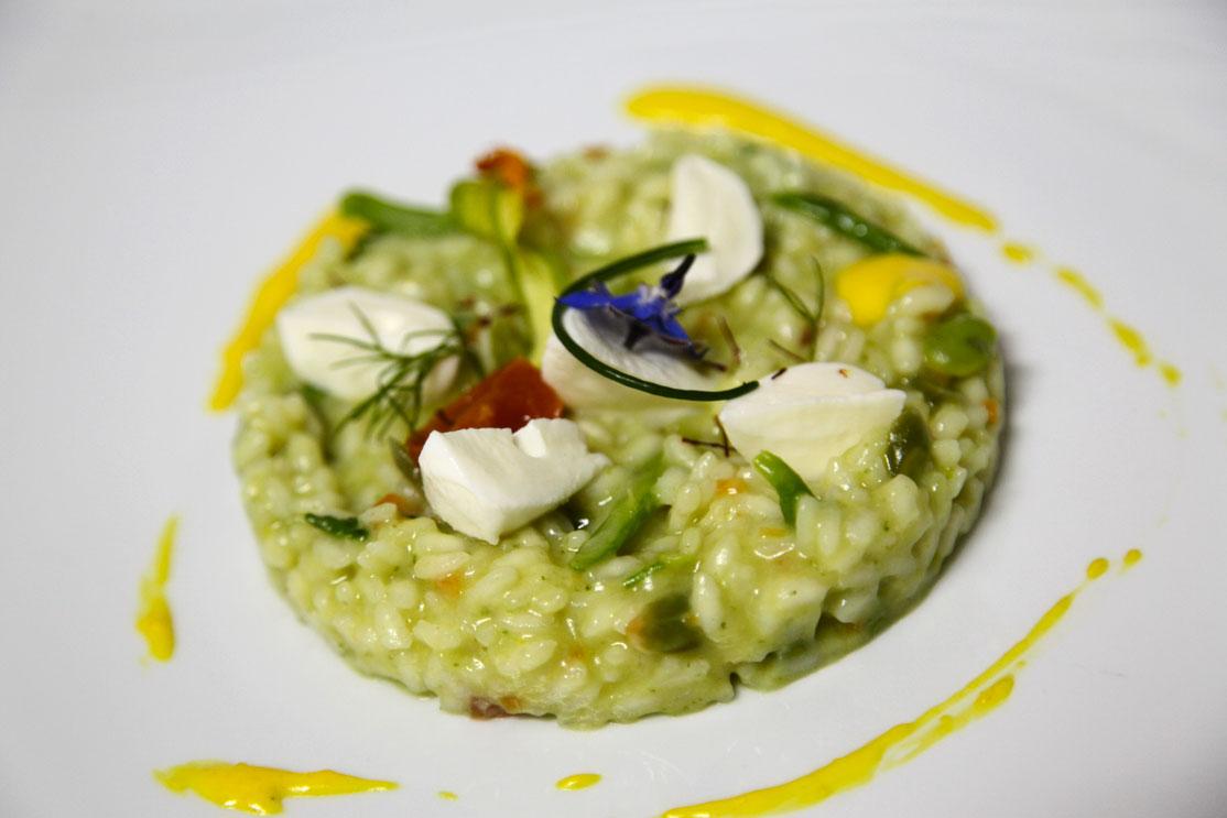 ingredienti per 6 persone per il risotto primavera riso carnaroli gr ...