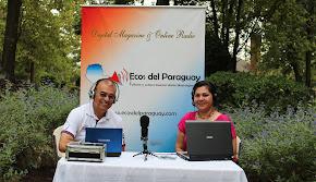 Teofilo y Sady Acosta Directores de Ecos del Paraguay