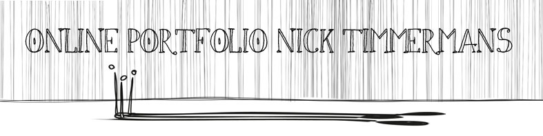 Online portfolio Nick Timmermans