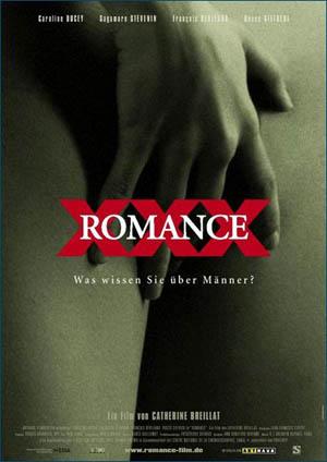 Romance X 1999 movie poster