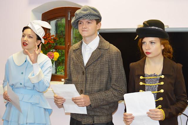 «Я не Есенин, я – имажинист», – поправлял гостей юноша в кафе «Стойло Пегаса». А девушка в тёмной шляпке так ни разу и не улыбнулась.