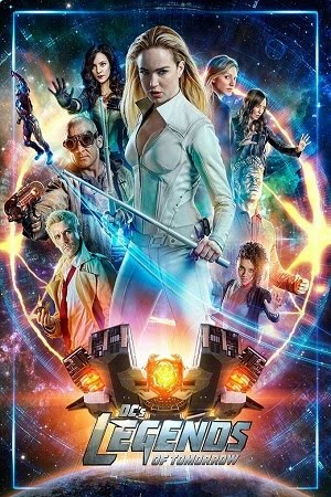Legends of Tomorrow S05 All Episode [Season 5] Complete Download 480p 720p & 1080p [Episode 15 Added]