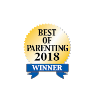 Best of Parenting 11 Years In A Row!