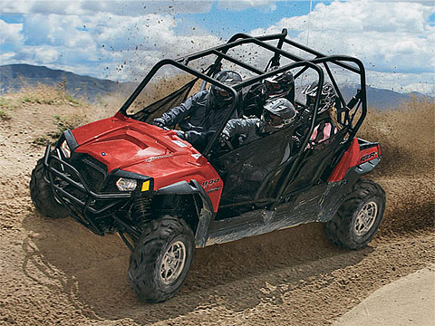 2012 Polaris Ranger RZR 4 800 Robby Gordon Edition ATV pictures . 480x360 pixels