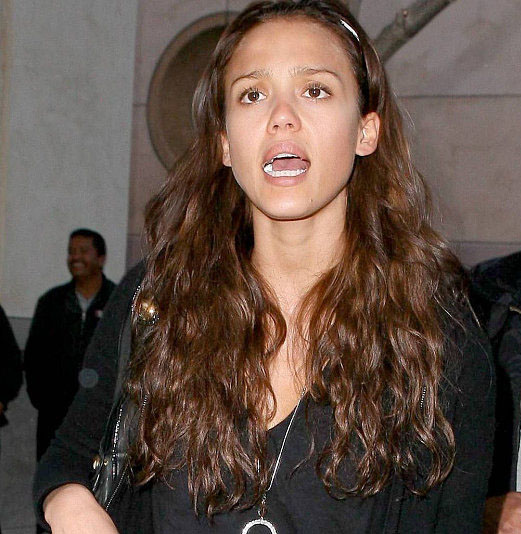 jessica alba without makeup latest pictures 2013 galerry