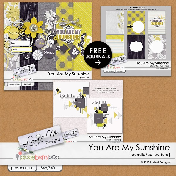 You Are My Sunshine Collection/Bundle