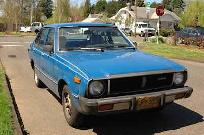 1979 Toyota Corolla Sedan.