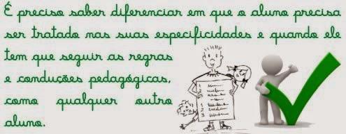 Educação Especial...