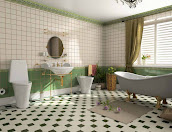 #6 Bathroom Wall Tile Ideas