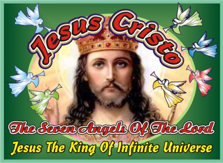 Cristo O Rei do Universo Infinito