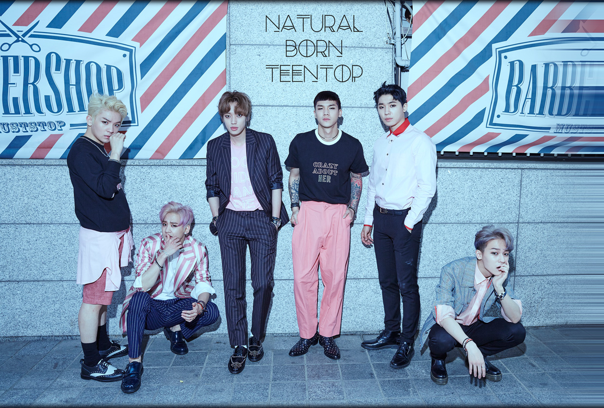 Teen Top Korean Boy Group