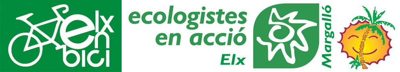 Elx en Bici - Margalló