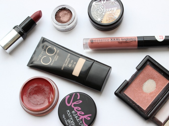 Autumn high street makeup picks